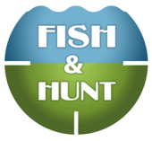 Logo FISH HUNT NOW